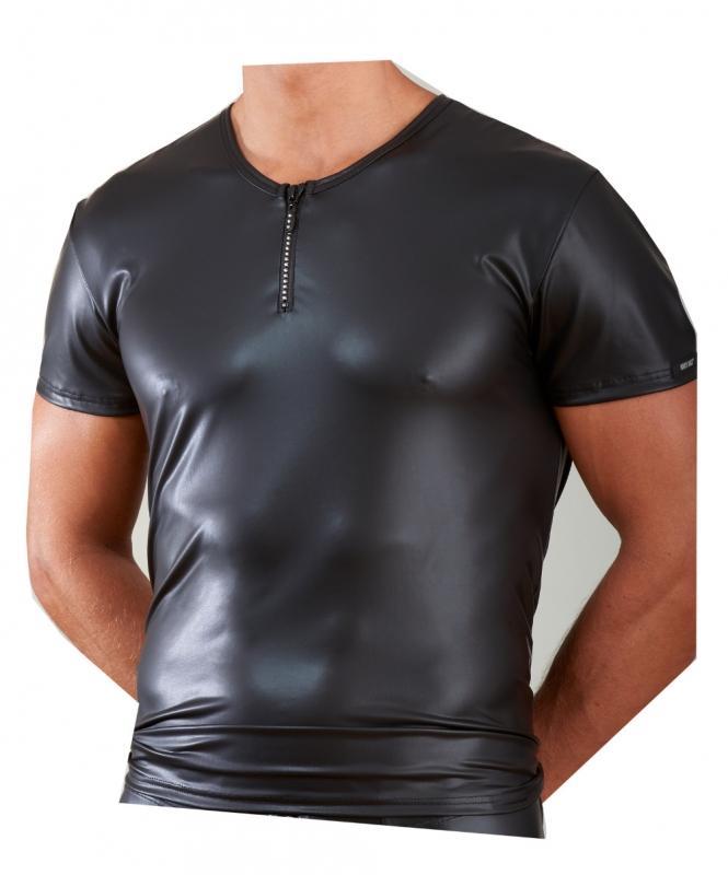 R-Shirt Rafina mit Zipp von Body Art